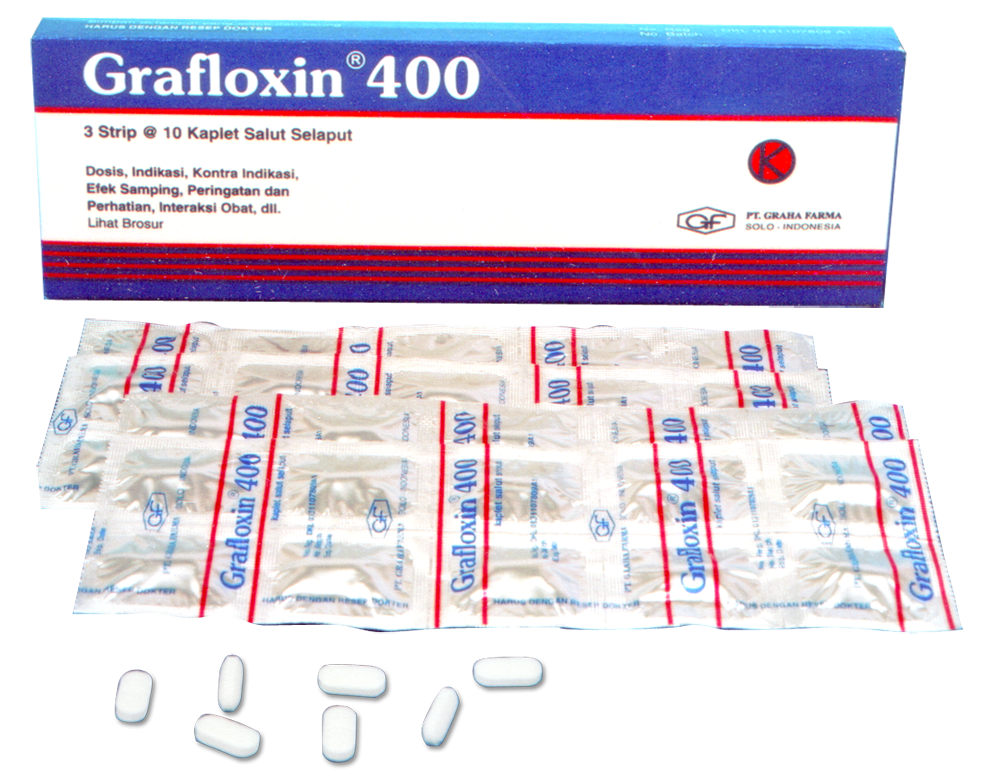 Ciprofloxacin (Cipro) 500 mg for UTI